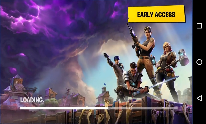 Llegan a Android versiones fraudulentas de Fortnite