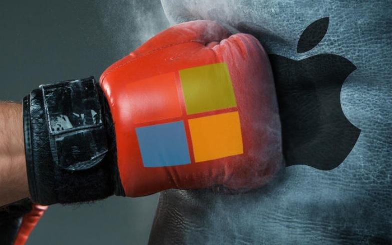 6d499d95a4e Microsoft vuelve a valer más que Apple | Tecnología | HayCanal