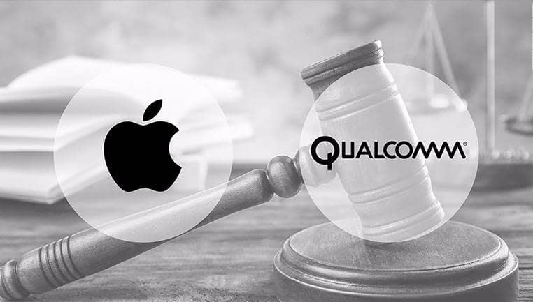 Qualcomm consigue que China prohíba a Apple vender varios modelos de iPhone