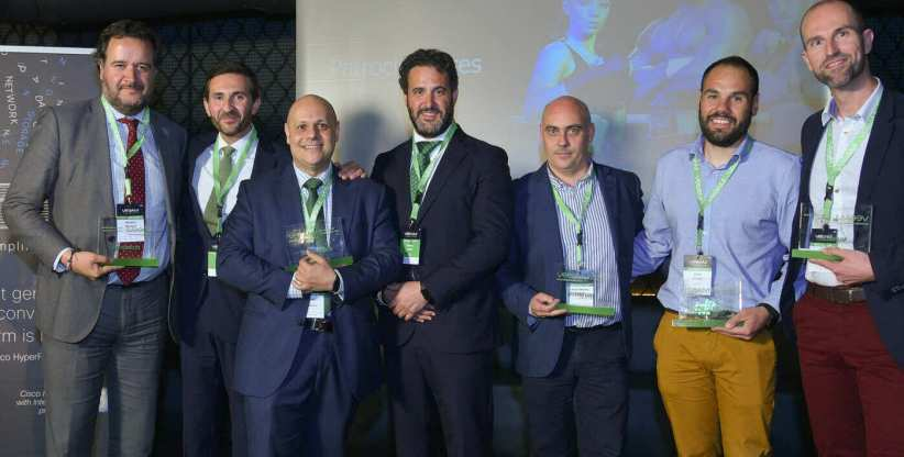 Veeam Software premia a sus partners de Iberia