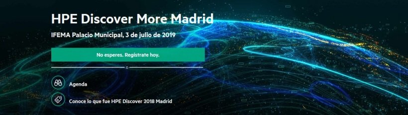 HPE Discover More llega a Madrid