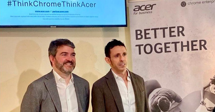 Entrevista a Jaume Pausas, Marketing Manager de ACER España y Portugal