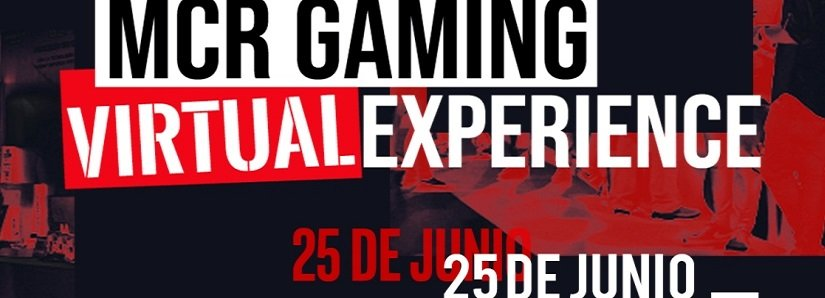 MCR prepara un macro evento virtual sobre gaming