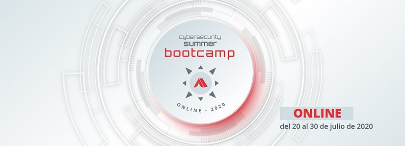 Quinta edición del Cybersecurity Summer BootCamp