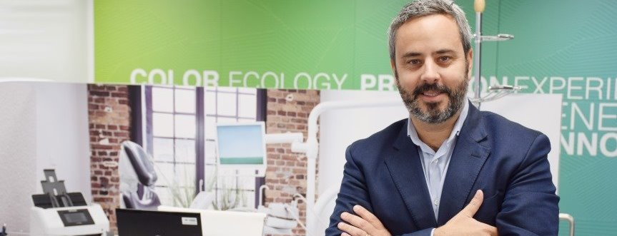 Entrevista a Oscar Visuña, Head of Business Sales at EPSON IBERICA