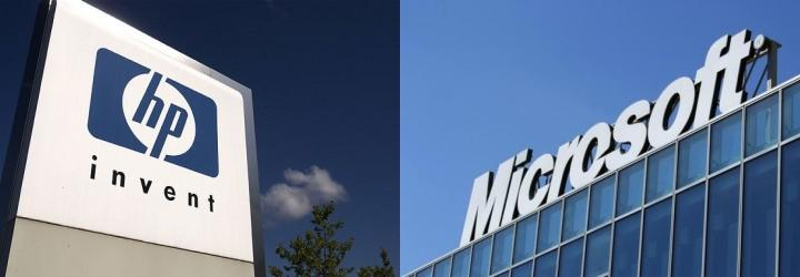 Acuerdo entre HP y Microsoft para ofrecer HP Enterprise Services para Office 365