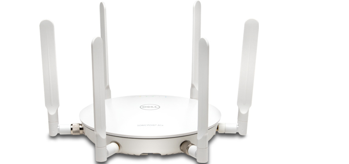 Dell presenta el Nuevo 802.11ac Wireless Acces Points