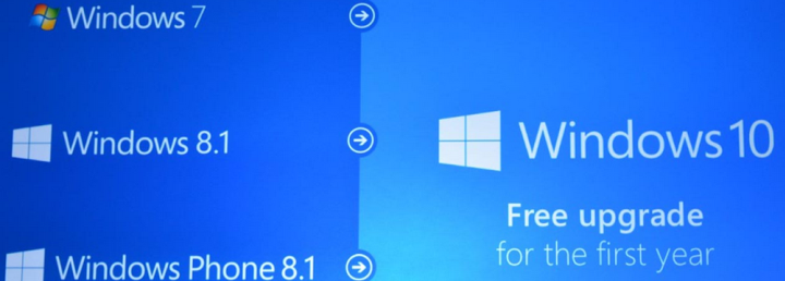 Windows 10 será gratuito para los usuarios de Windows 7 y 8.1