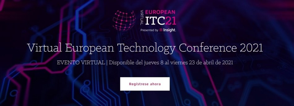 Virtual European Insight Technology Conference 2021