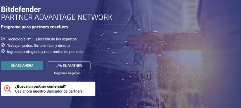 Bitdefender refuerza su Programa Global de Partners